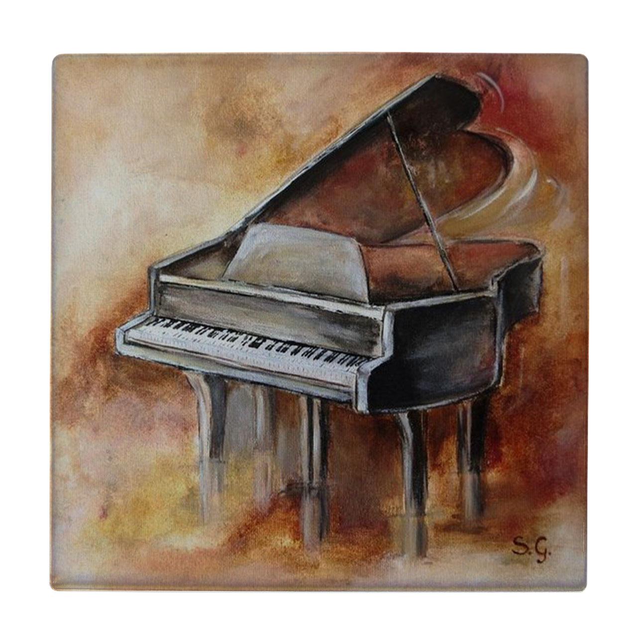 خرید                      کاشی طرح پیانو کد wk519