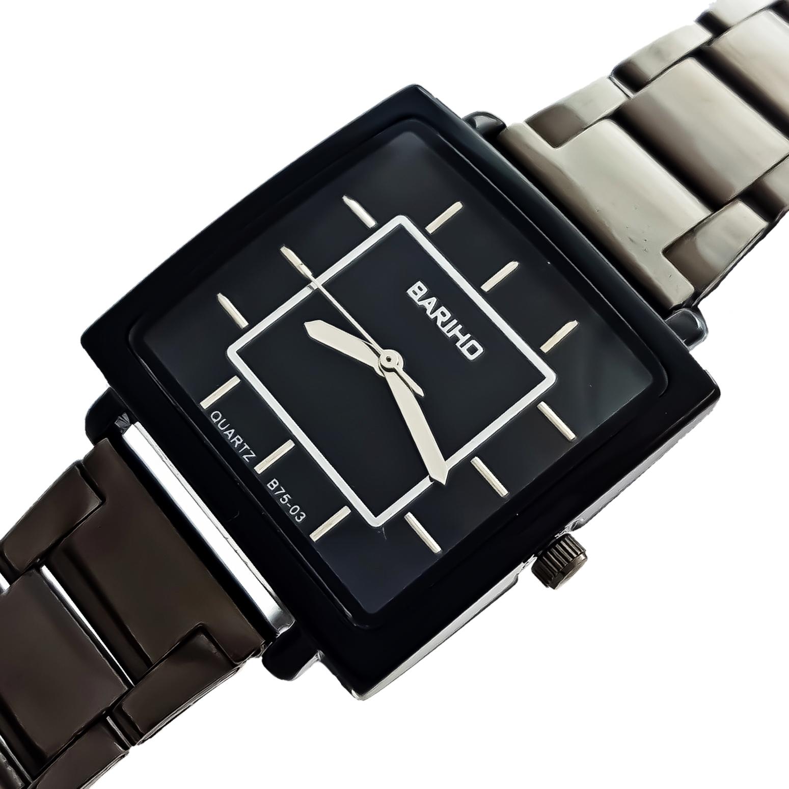 ساعت مچی عقربهای مردانه باریهو مدل VS4356