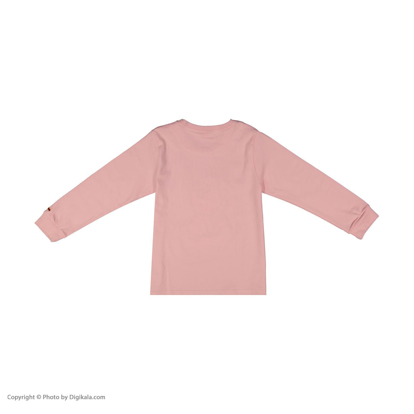 ست تی شرت و شلوار دخترانه مادر مدل 303-84 main 1 5