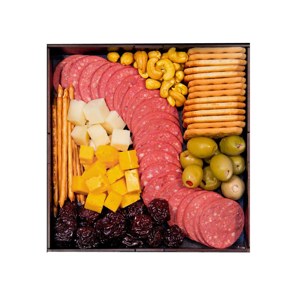 سینی مزه و میکس پنیر مزبار - 880 گرم