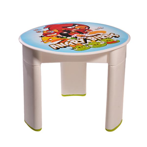 میز کودک مهروز  طرح انگری برد مدل SF-0018