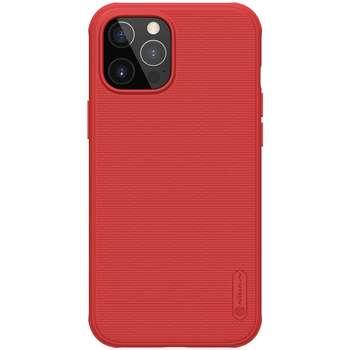 کاور نیلکین مدل  Frosted Shield Pro مناسب برای گوشی موبایل اپل Iphone 12 Pro