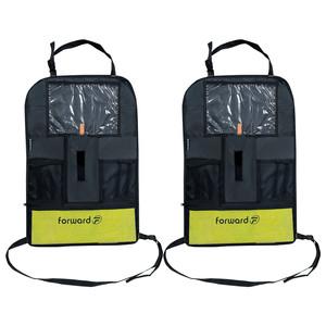 کیف پشت صندلی خودرو فوروارد كد FCLT1124-2 مجموعه دو عددی