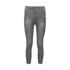 شلوار جین زنانه کیکی رایکی مدل BB3344-040