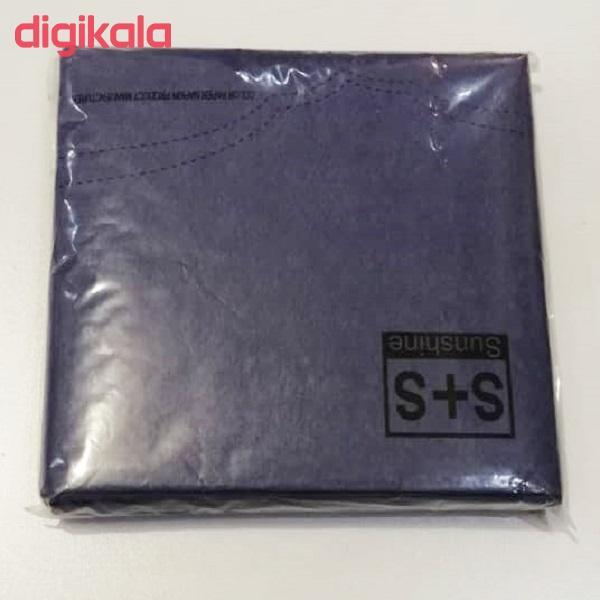 دستمال سفره سانشاین مدل ss016 بسته 20عددی main 1 3