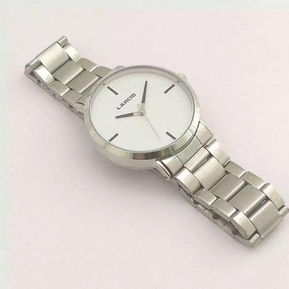 ساعت مچی عقربهای مردانه لاروس مدل 1117-80141-1-1-1-6