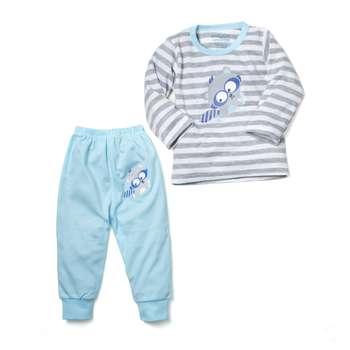 ست تی شرت و شلوار بچگانه بی بی گیفت کد 606