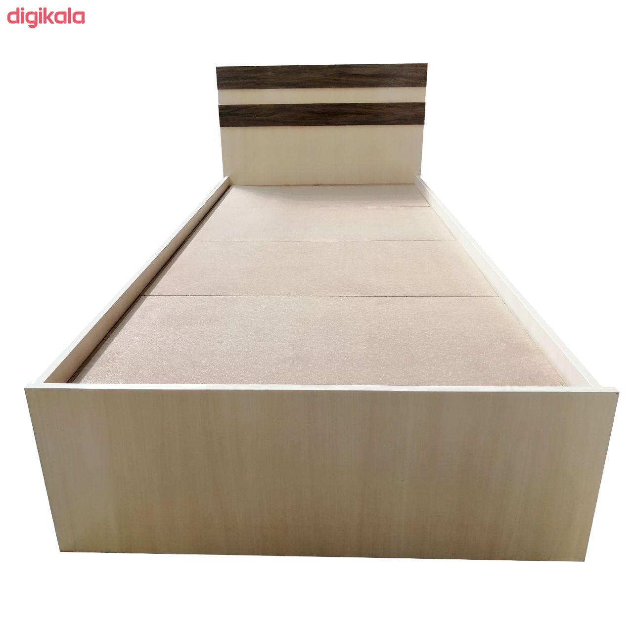 تخت خواب یک نفره مدل TB17 سایز 200x96 سانتی متر  main 1 1