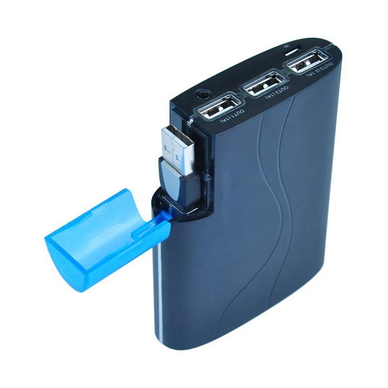 شارژر همراه میلی مدل HB-J78 با ظرفیت 7800mAh
