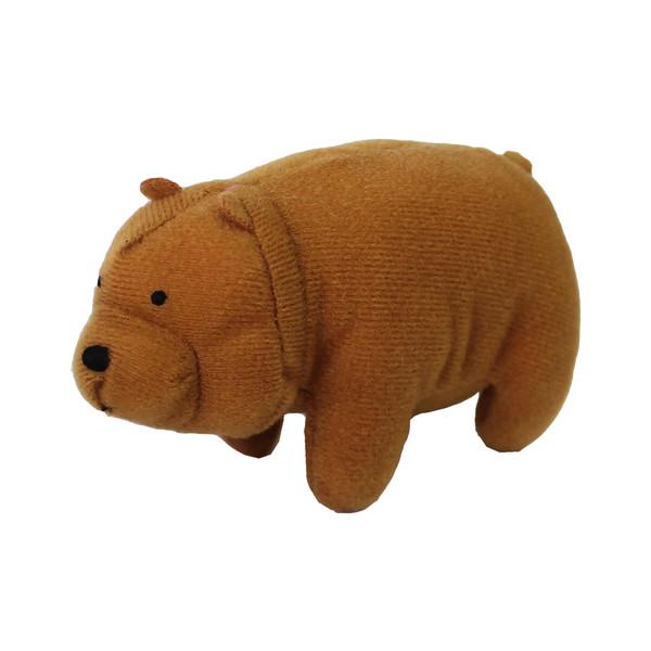 عروسک مدل خرس کد 127-08 ارتفاع 7 سانتی متر