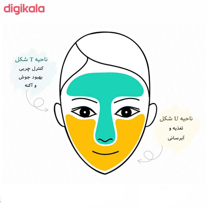 ماسک صورت بایوآکوا مدل  Ban Bang Double Color حجم 100 میلی لیتر main 1 4