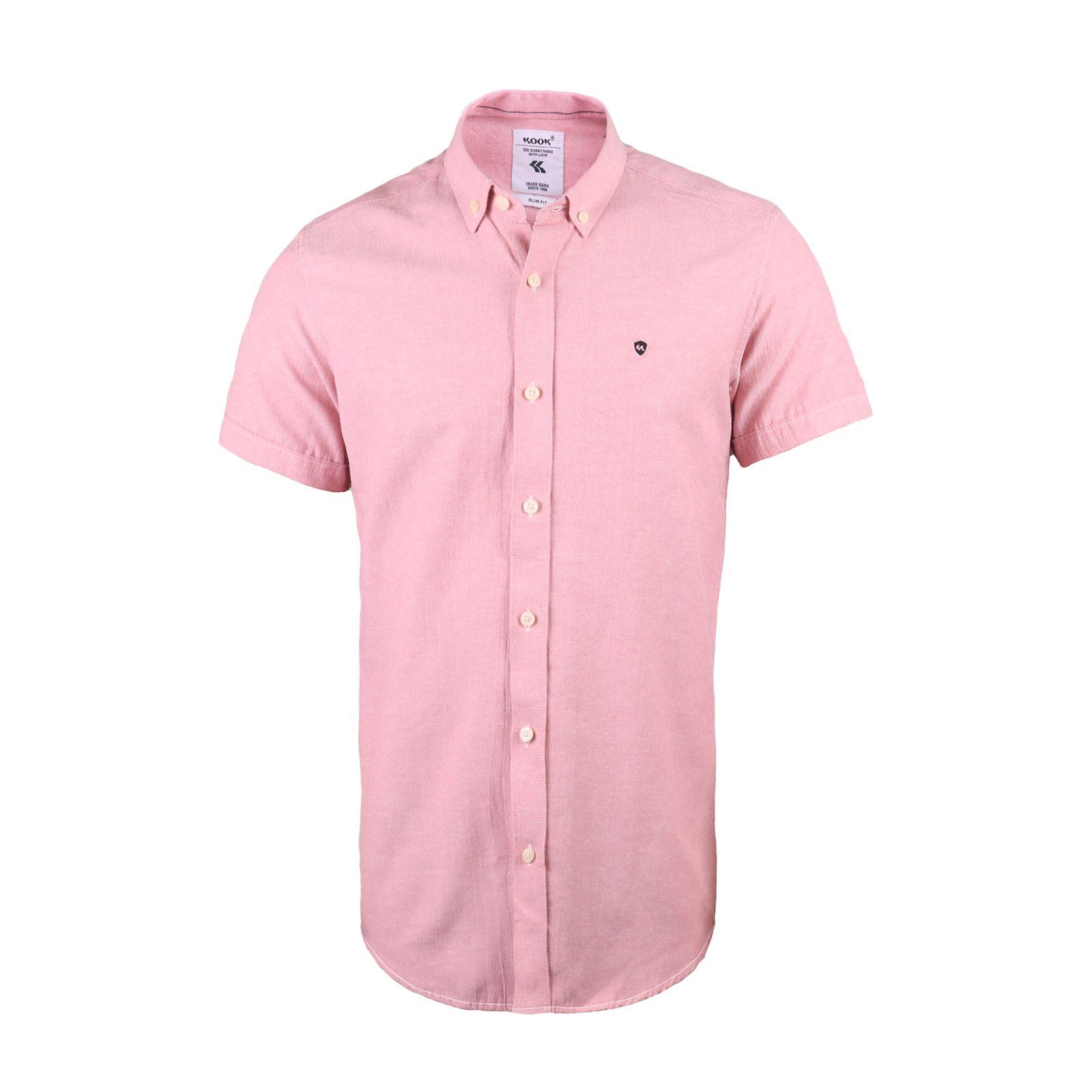 پیراهن مردانه کوک تریکو مدل 61728 -  - 2