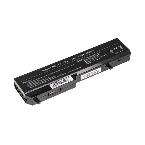 بررسی و {خرید با تخفیف} باتری لپ تاپ 6 سلولی مدل DL-15 مناسب برای لپ تاپ دل Vostro 1520/ 1310 /1320 غیر اصلاصل