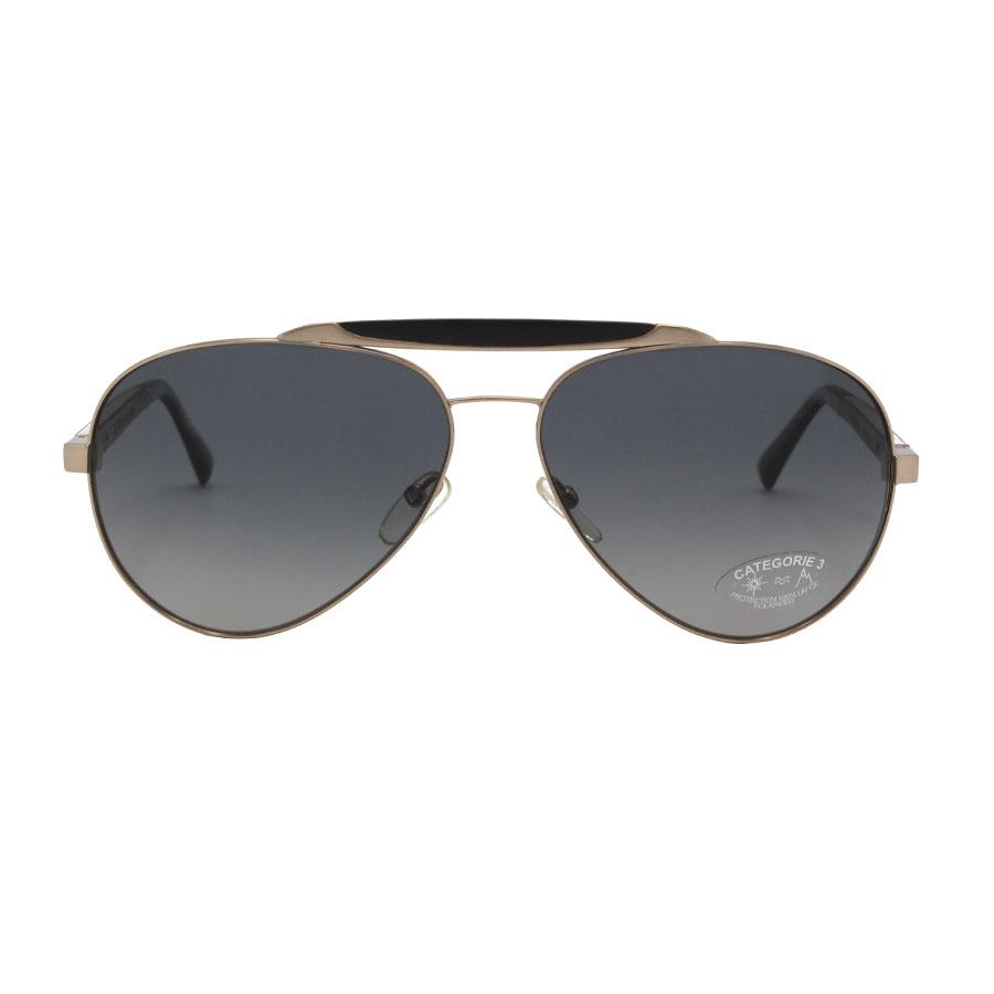 خرید                     عینک آفتابی گلد اند وود مدل CAPHORN - 0402