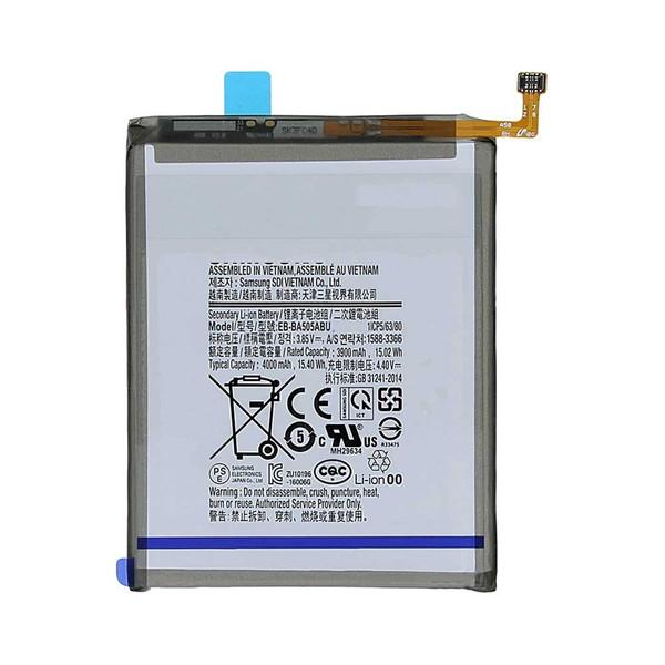 باتری موبایل مدل BA505ABN ظرفیت 4000 میلی آمپر ساعت مناسب برای گوشی موبایل سامسونگ Galaxy A50