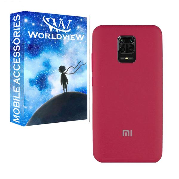 کاور وورلد ویو مدل SLCN-1 مناسب برای گوشی موبایل شیائومی Redmi Note 9S/9 Pro