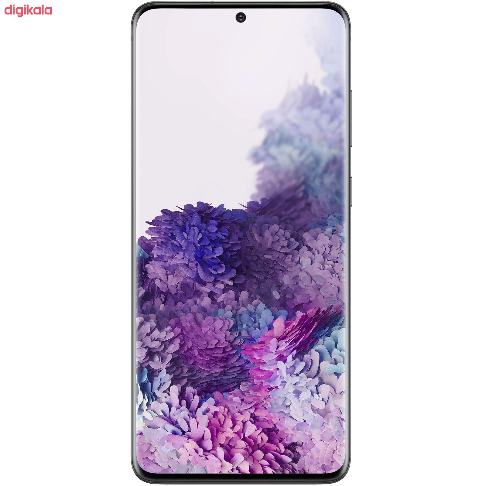 گوشی موبایل سامسونگ مدل  Galaxy S20 Ultra SM-G988B/DS دو سیم کارت ظرفیت 128 گیگابایت  main 1 1