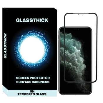محافظ صفحه نمایش مدل Gtf-01 مناسب برای گوشی موبایل اپل Iphone 11 PRO
