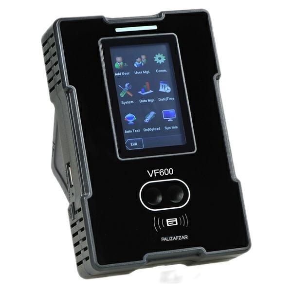 دستگاه حضور و غیاب پالیز افزار مدل VF600-wifi