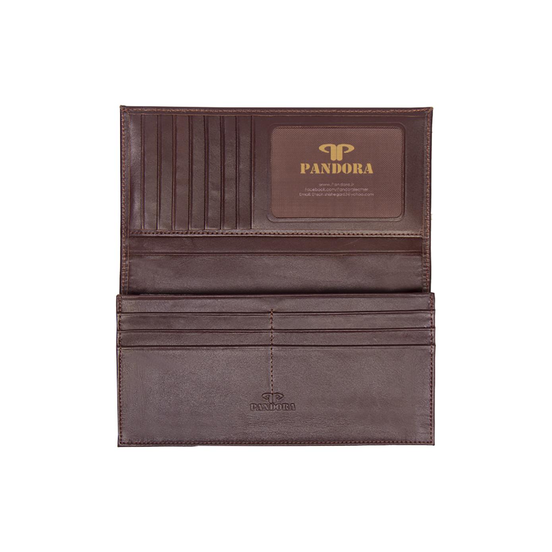 کیف پول مردانه پاندورامدل B6010 -  - 5