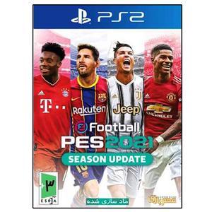 بازی PES 2021 مخصوص PS2