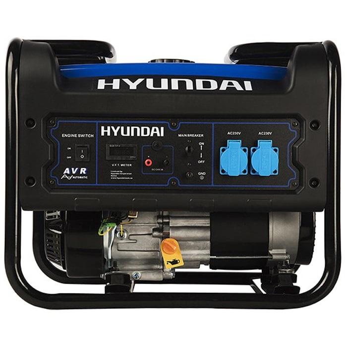 موتور برق بنزینی هیوندای مدل HGPG-5355