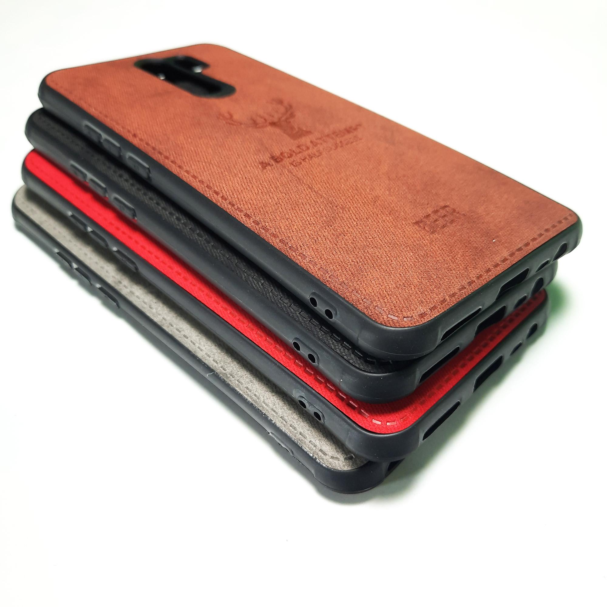 کاور مدل CO812 طرح گوزن مناسب برای گوشی موبایل شیائومی Redmi 9 / Redmi 9 Prime main 1 5