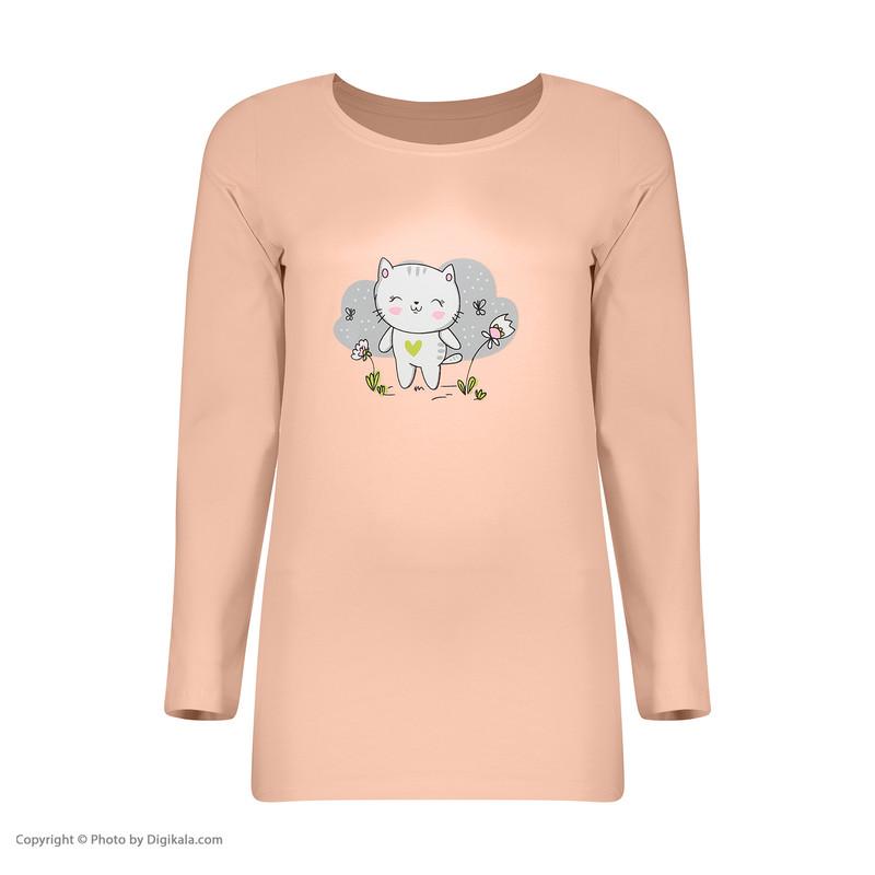 ست تی شرت و شلوار زنانه ناربن مدل 1521292-21