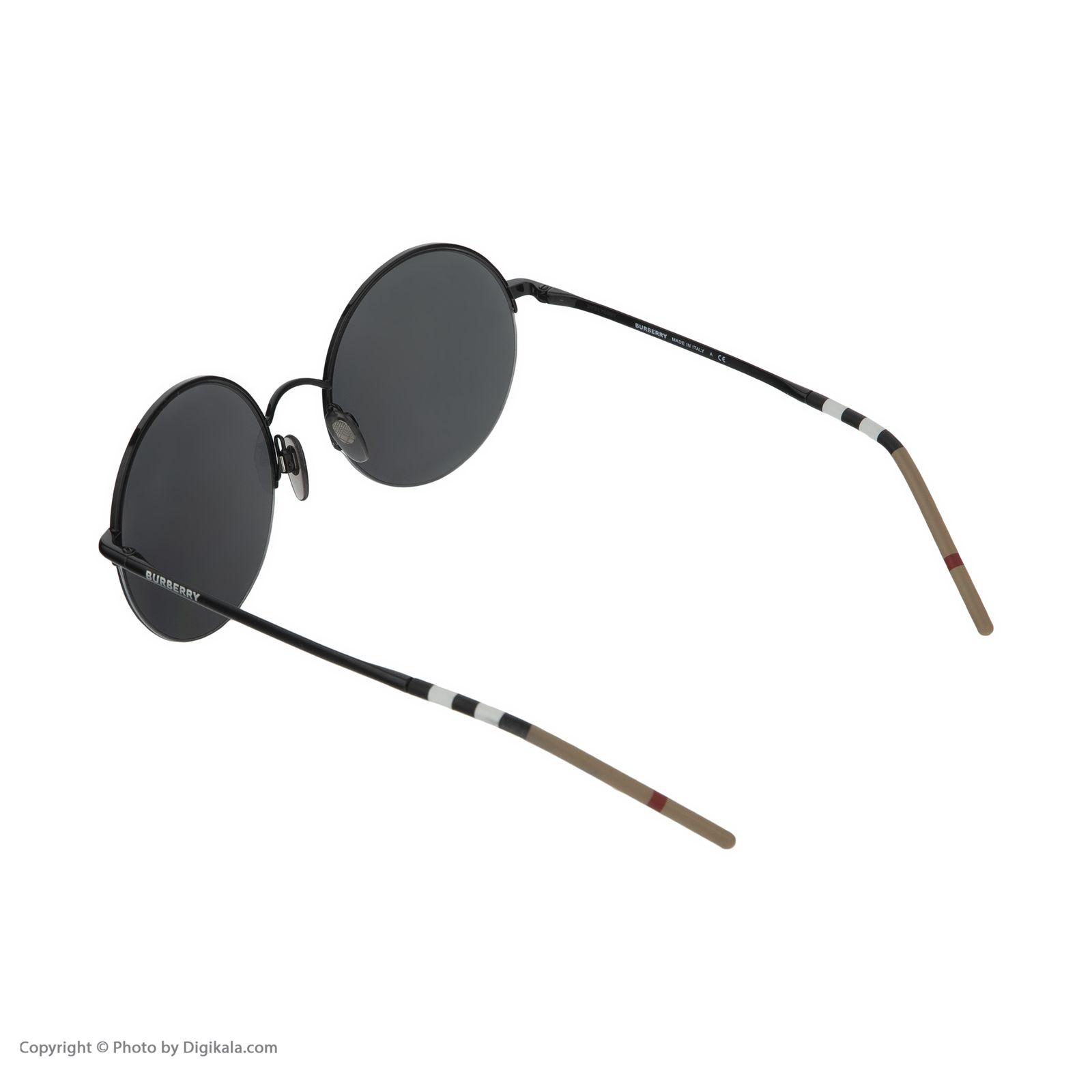 عینک آفتابی زنانه بربری مدل BE 3101S 100187 54 -  - 5