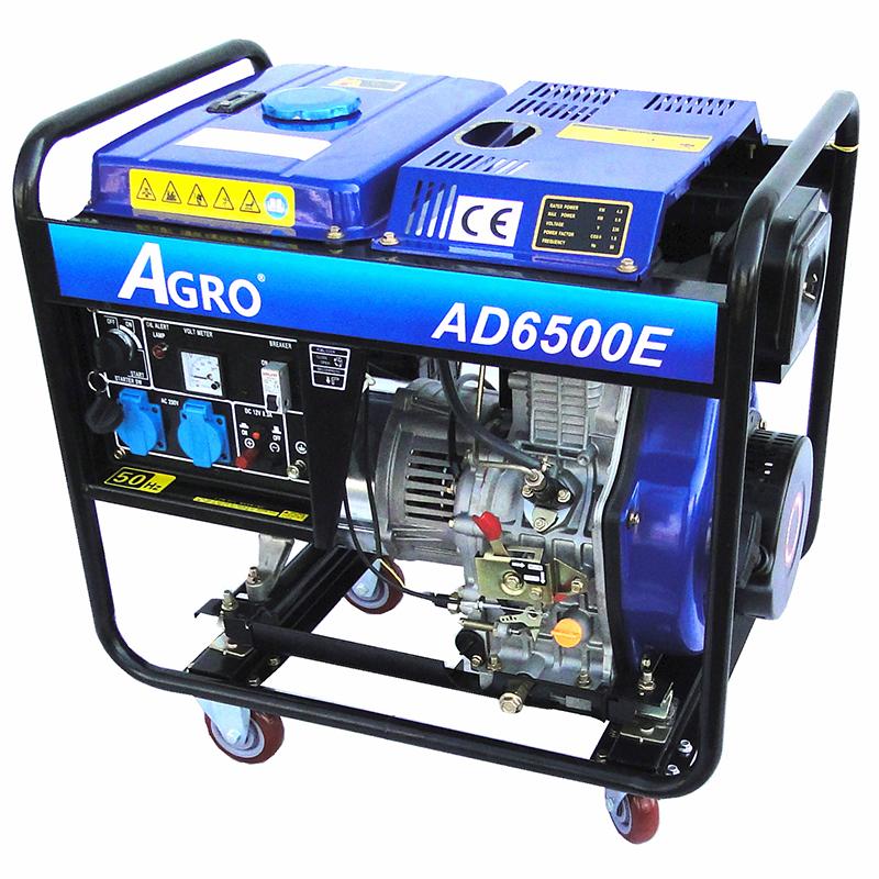 موتور برق اگروماشین مدل AD 6500E