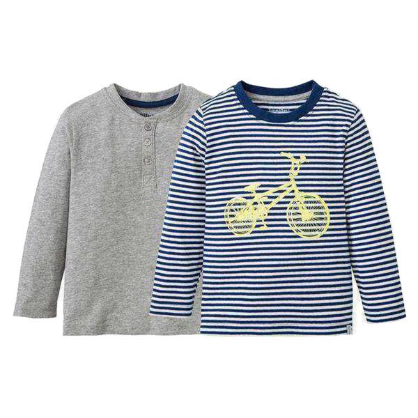 تی شرت پسرانه لوپیلو کد 307997 مجموعه 2 عددی
