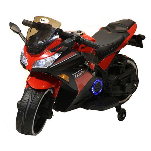 موتور شارژی مدل Ninja 250