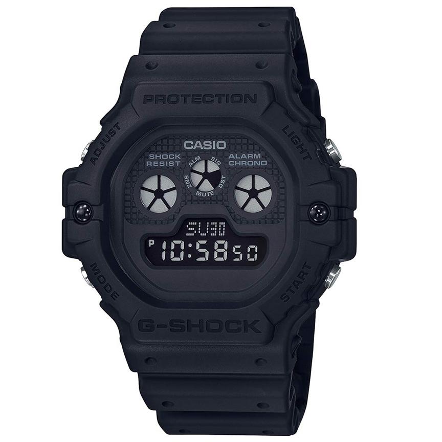 ساعت مچی دیجیتال مردانه کاسیو مدل جی شاک کد DW-5900BB-1DR              👙