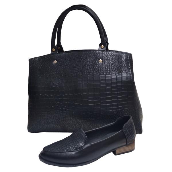 ست کیف و کفش زنانه مدل PST053