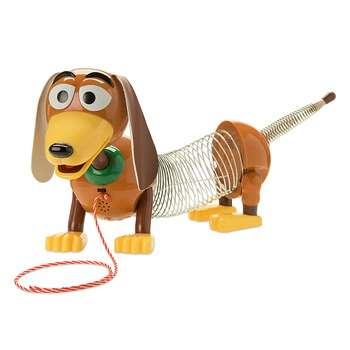 اکشن فیگور دیزنی مدل توی استوری Slinky Dog