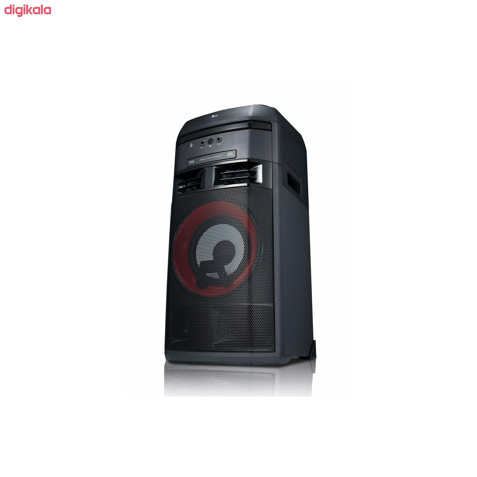 سیستم صوتی خانگی ال جی مدل OK55 main 1 3
