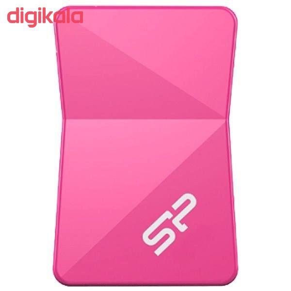 فلش مموری سیلیکون پاور مدل Touch T08 ظرفیت 32 گیگابایت main 1 2
