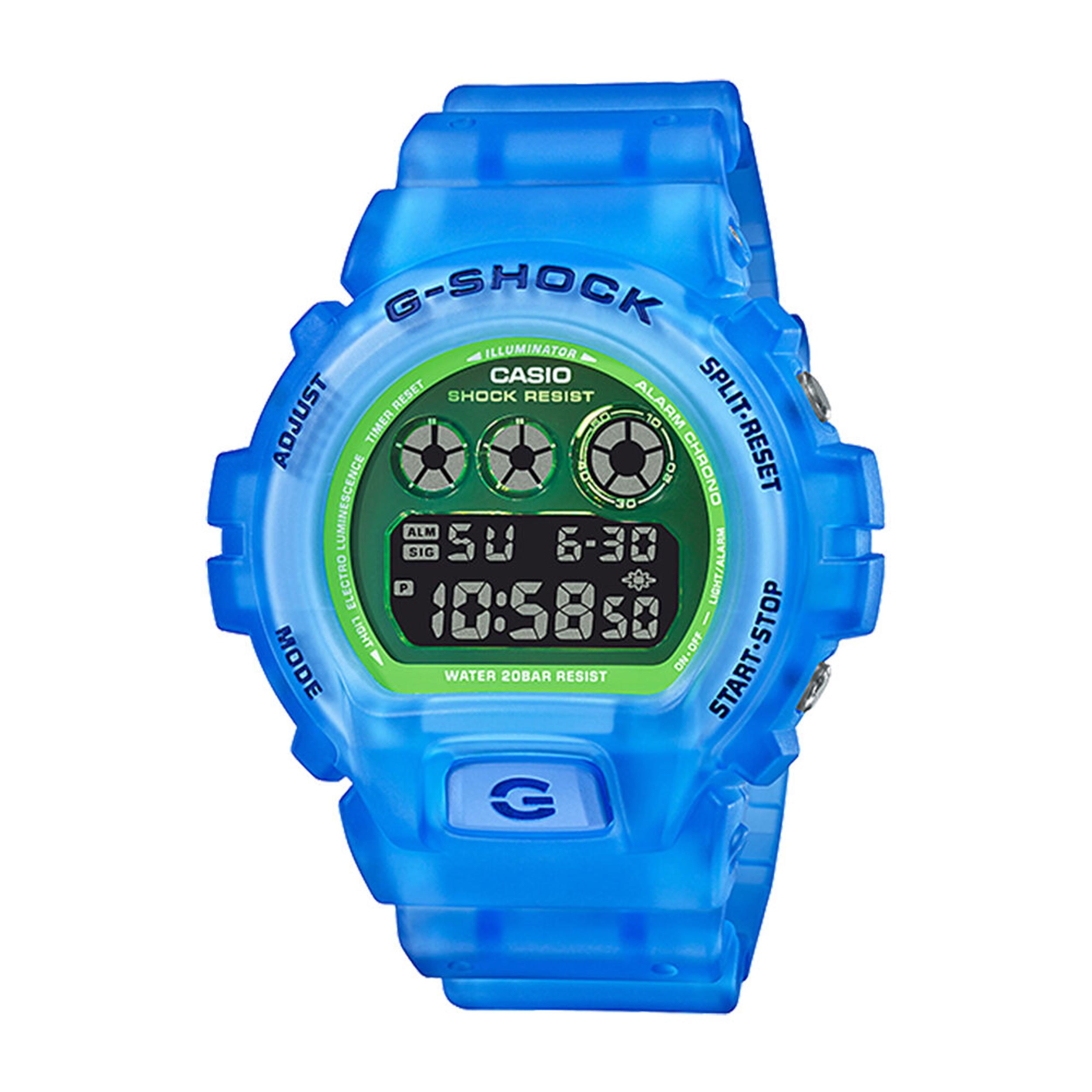 ساعت مچی دیجیتال مردانه کاسیو مدل DW-6900LS-2DR