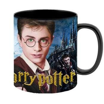 ماگ مدل هری پاتر کد 01harry potter
