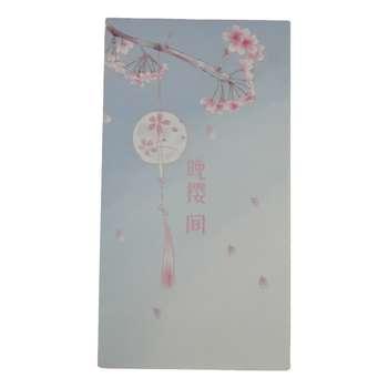 دفترچه یادداشت 40 برگ طرح شکوفه