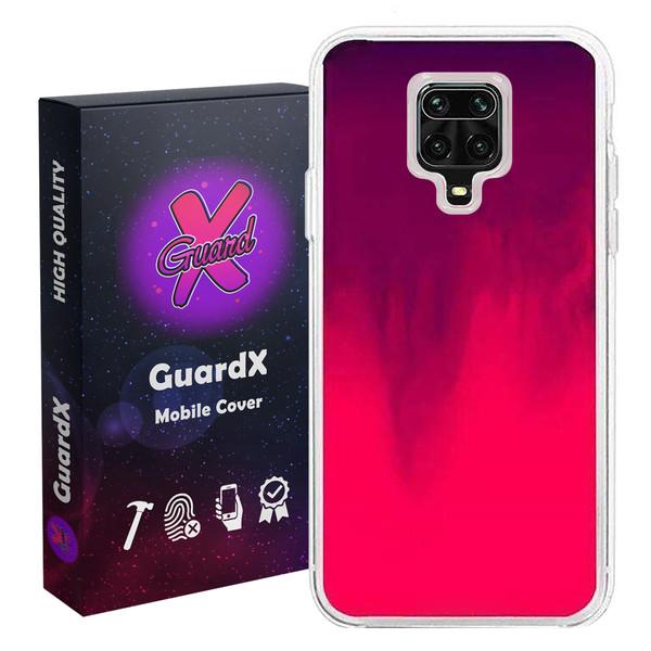 کاور گارد ایکس مدل Neon2021 مناسب برای گوشی موبایل شیائومی Redmi Note 9S / Note 9 Pro / Note 9 Pro Max