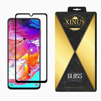 محافظ صفحه نمایش سرامیکی ژینوس مدل CRX مناسب برای گوشی موبایل سامسونگ Galaxy A70
