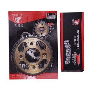 دنده زنجیر موتور سیکلت کد 155 مناسب برای هوندا 125
