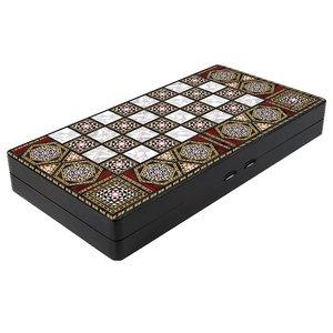 تخته شطرنج مدل صدف