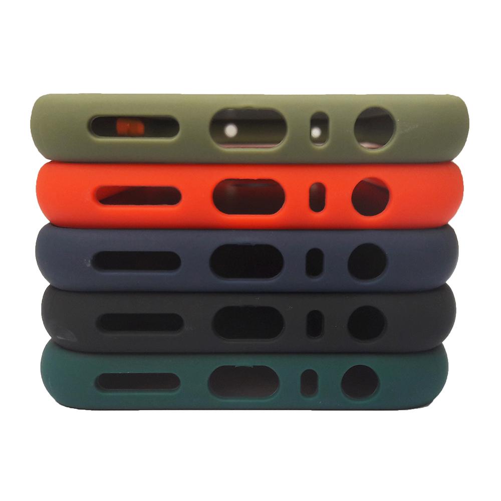 کاور مدل Sil-02 مناسب برای گوشی موبایل شیائومی Redmi Note 8 main 1 2