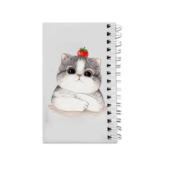 دفترچه یادداشت مدل to do list طرح بچه گربه فانتزی کد 2139107
