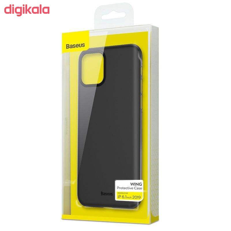 کاور باسئوس مدل WIAPIPH61S-01 مناسب برای گوشی موبایل اپل iPhone 11 main 1 5