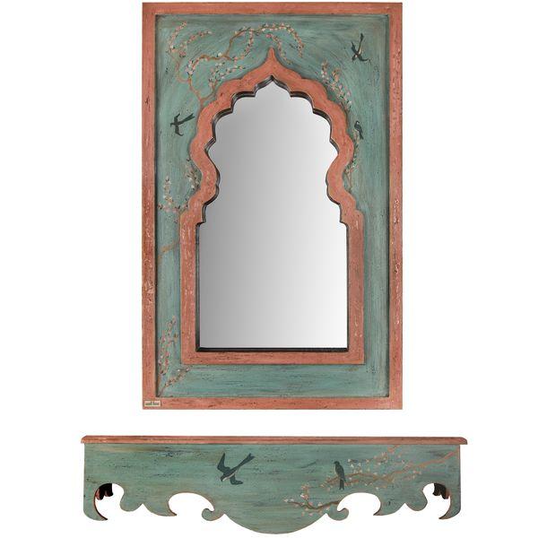 آینه و کنسول مثالین طرح شکوفه و پرستو کد 314026