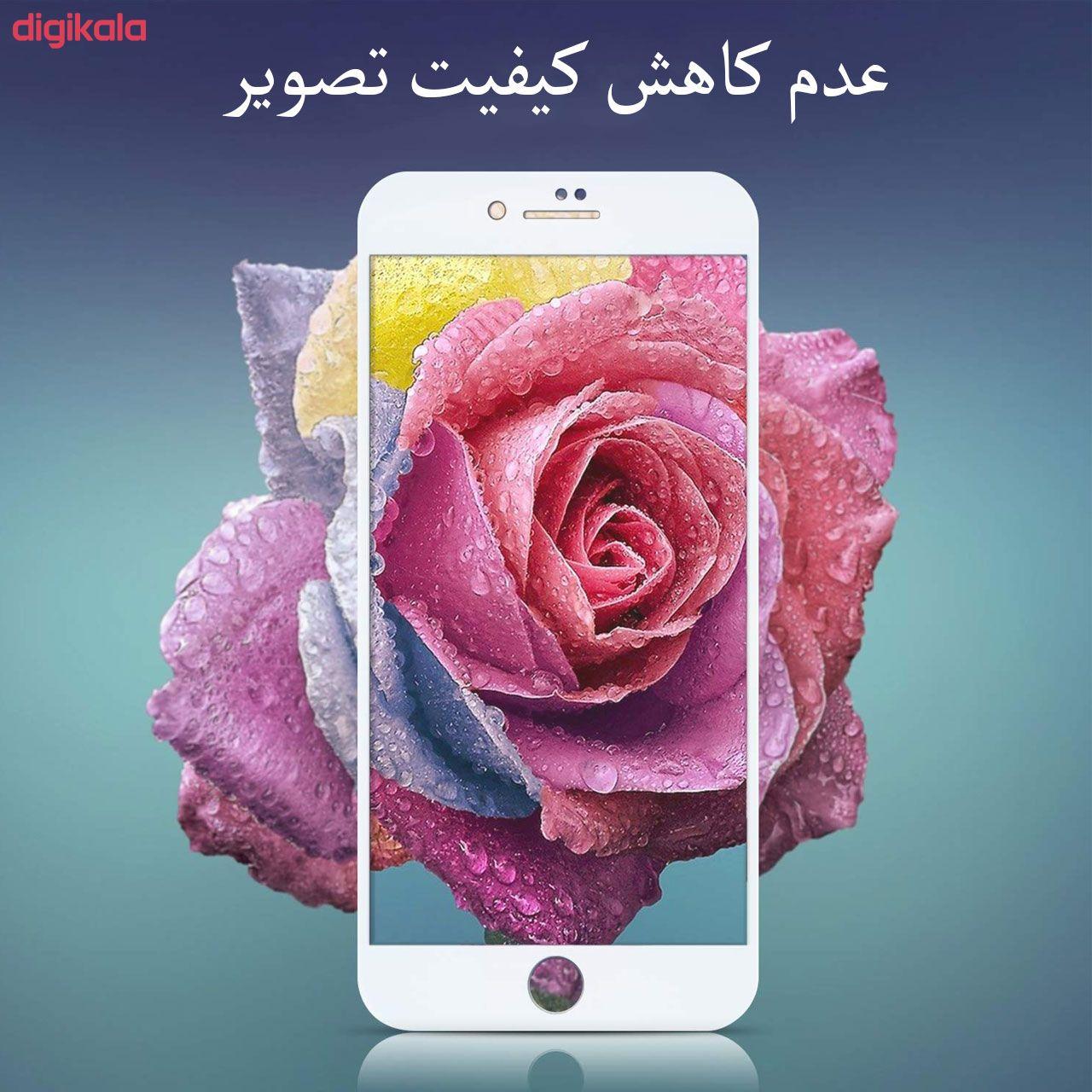 محافظ صفحه نمایش مدل FCG مناسب برای گوشی موبایل اپل iPhone 7 Plus main 1 3