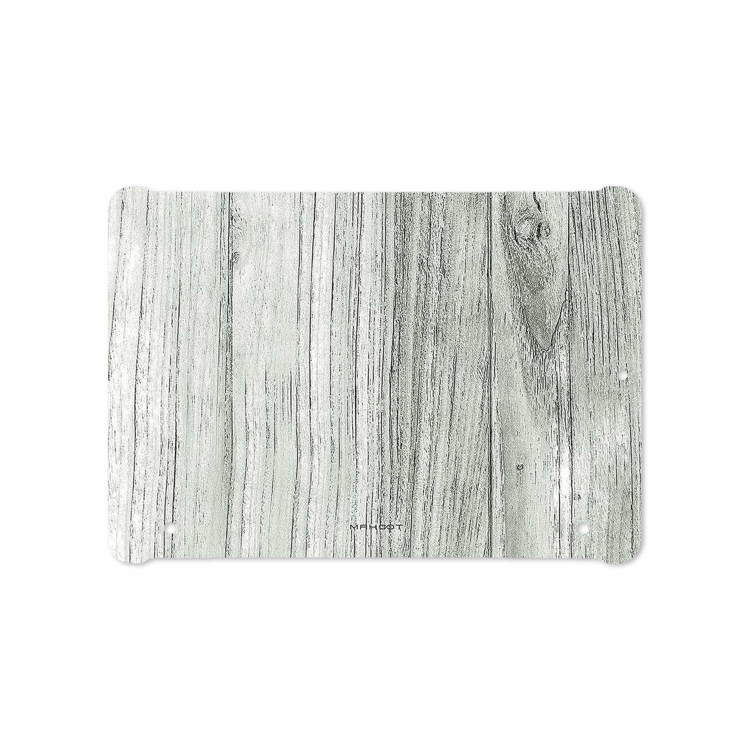 بررسی و خرید [با تخفیف]                                     برچسب پوششی ماهوت مدل White Wood مناسب برای تبلت سامسونگ Galaxy Tab S2 9.7 2015 T815                             اورجینال
